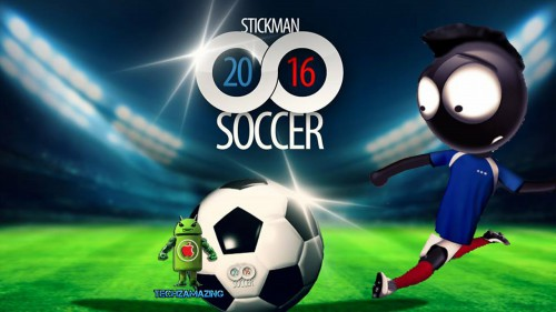 Stickman Soccer 2016 Mod for Android